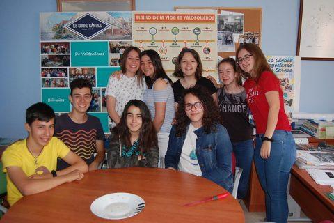 Grupo Valdeolleros Nuestro Barrio