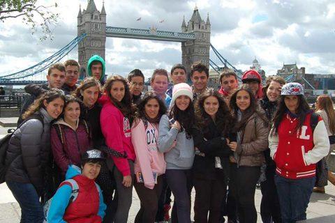 Dpto Inglés – Londres