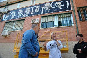 Cántico-graffiti