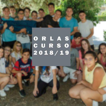 Orlas 2018-19