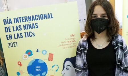 Irene Casanova diseña el Videojuego más original y creativo de Andalucía